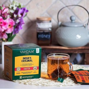 Up to 40% Off + Extra 15% OffDealmoon Exclusive: Vahdam Teas Select Gift Boxes Monther Day's Sale