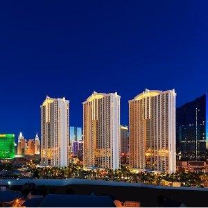 米高梅大签名酒店 The Signature at MGM Grand Hotel