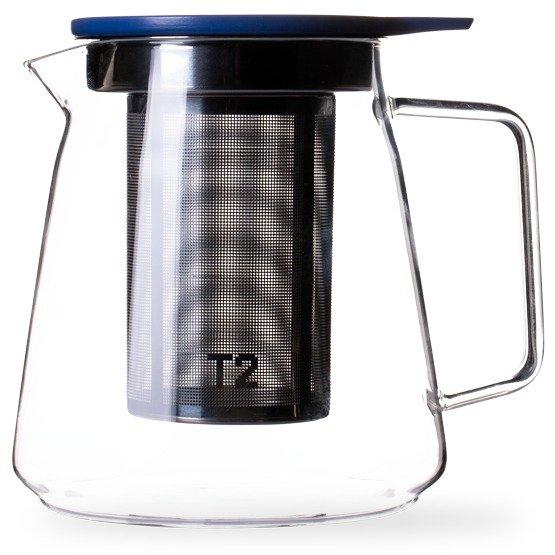带过滤器透明茶壶 - T2 APAC |AU