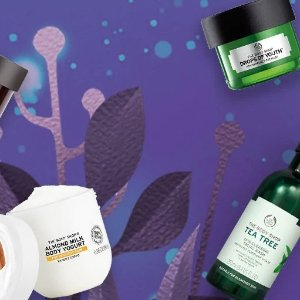 20% Off + Free ShippingSitewide Sale @ The Body Shop