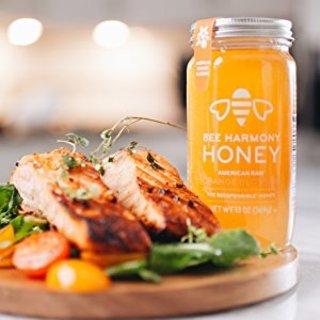 $10.49Bee Harmony American Raw Clover Honey, 12 Ounce @ Amazon