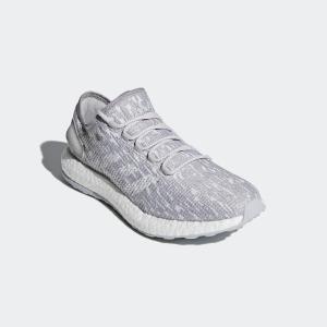$99.95 (原价$230)Adidas PUREBOOST LTD 男士缓震针织运动鞋,会发光城市跑鞋