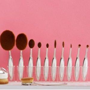 $460(原价$575)Artis Brush Elite Somke 10件套化妆刷促销