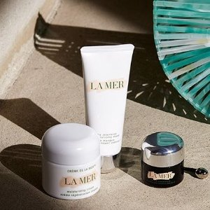 $100 Off $500 Purchase + Gifts11.11 Exclusive: La Mer Skincare Set Sale