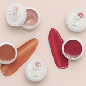 满£100 送Kiss Mix 修护唇膏EVE LOM 全场护肤产品热卖 修护润色唇膏满额就送