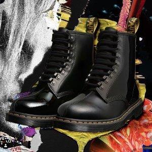 8折 £40收大童马丁靴Dr.Martens 新品直接参与折扣 经典款大汇总 潮酷girl必备马丁靴