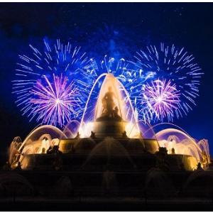 5/22-10/31相约凡尔赛凡尔赛宫大喷泉烟花夜场秀回归 梦幻夏夜 比迪士尼更赞