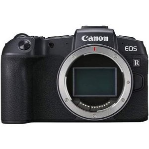 CanonEOS RP Full Frame Mirrorless Camera, Black (RPBODY)