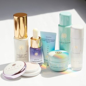 Last Day: Get 2 Gifts for Balanced Skin on  $125+ orders @Tatcha