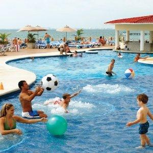 From $5594-Night All-Inclusive All Ritmo Cancun Resort