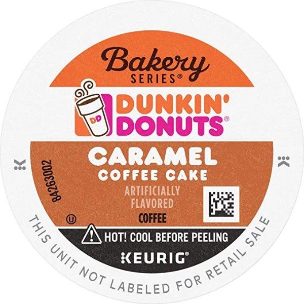 Dunkin' 焦糖 K-cup咖啡胶囊,88颗