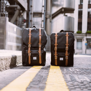 低至5折 €31起收网红双肩包Herschel 限时闪促 加拿大简约系背包 让你的旅程没有负担