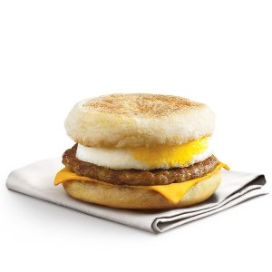 Free Sausage McMuffinMcDonald's Limited Time Promotion