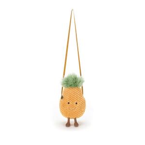 £19收封面同款小菠萝补货:Jellycat 超柔软的兔子 小面包补货 小草莓包包来啦