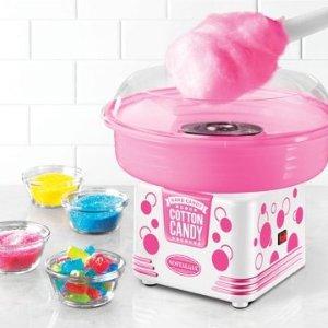 6折起冰沙机 棉花糖机 冰激凌机等热卖,就为给孩子吃口健康的