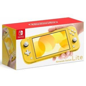 Nintendo Switch Lite 掌机 多色可选