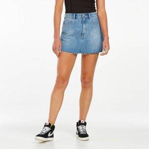 Lee牛仔短裙