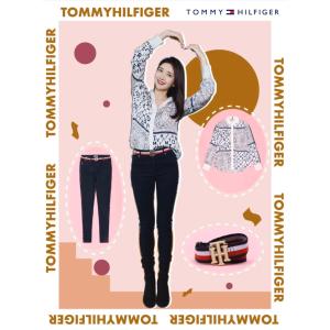 低至3折+折上9折/满€100减€20惊喜补货:Tommy Hilfiger 经典美式风格 收封面江疏影同款铅笔裤€67