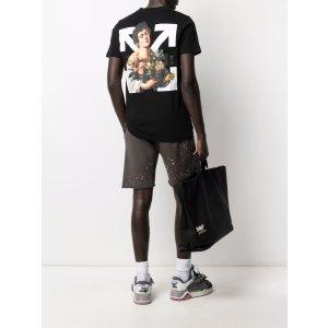 Off-WhiteCaravaggio Boy slim fit T恤