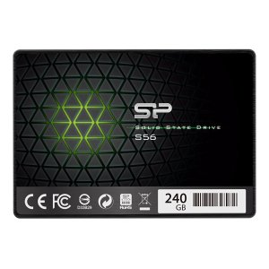 $66.87Silicon Power 240GB SSD 3D NAND With R/W Up To 560/530MB/s