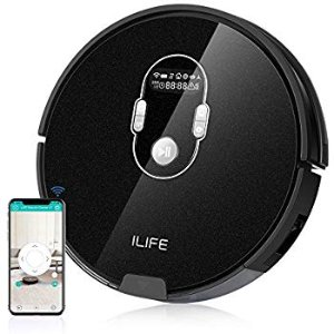 Amazon.com - ILIFE A7 Robotic Vacuum Cleaner with High Suction