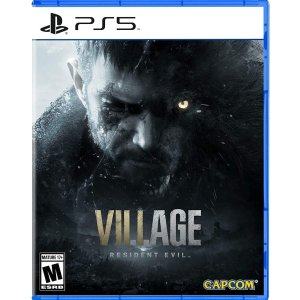 《生化危机8:村庄》PS5 / PS4 / Xbox 实体版, 伊森我的超人