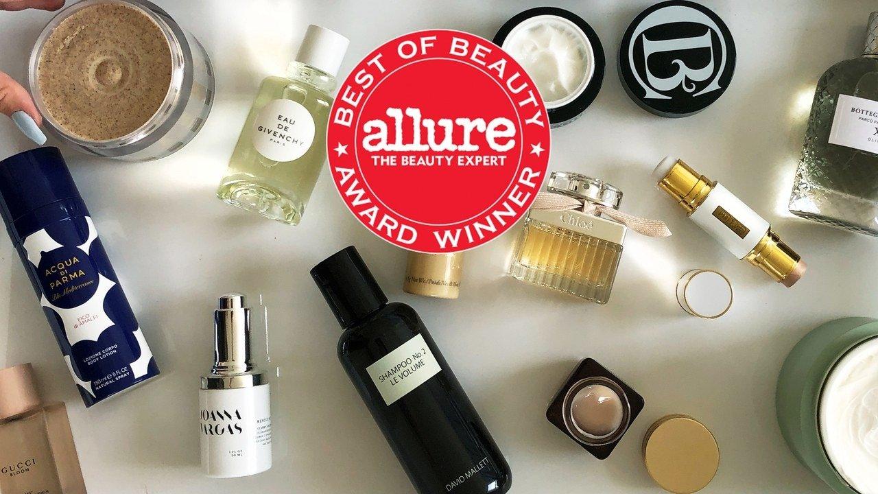 帮你鉴榜 | Allure杂志2018年度美妆大赏,哪些产品值得买?