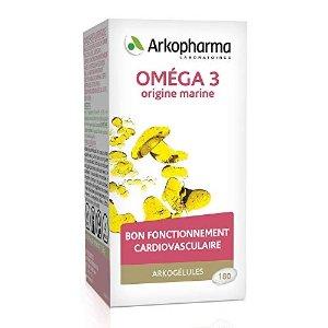 Arkopharma7.9折,保护心血管健康深海鱼油胶囊 180粒
