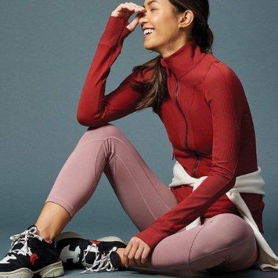 低至5.3折收运动紧身裤