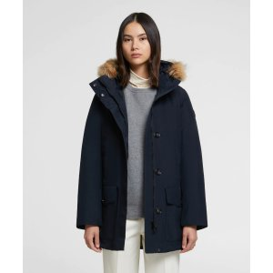 Women's Arctic Parka High Collar