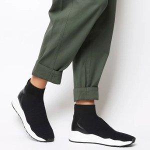 Ash Spot Slip-On Sock Sneaker @ Saks
