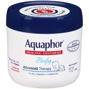 AquaphorBaby Healing Ointment Advanced Therapy Skin Protectant, 14 Ounce