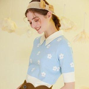 4折起 £45收猫咪领衬衣Miss Patina 英伦风美衣大促 £59收碎花连衣裙