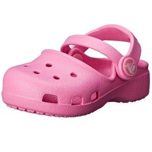 $7.99起Crocs 多款儿童洞洞鞋促销