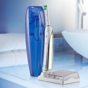 $54.94Oral-B Pro 5000 SmartSeries Power Rechargeable Electric Toothbrush with Bluetooth