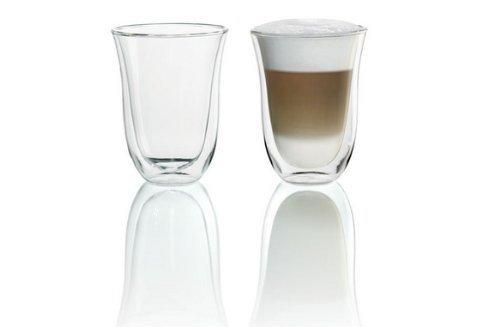 Coffee Accessory 2 Latte Macchiato Glasses Pack, Regular, Clear, 5513214611