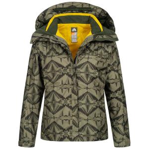 Nike ACG 女士三合一棉衣外套 滑雪衣