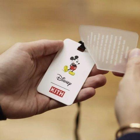 社会米老鼠 锁定下周一4:00PMKITH X Disney X 匡威 三方联名 可爱俏皮又好看