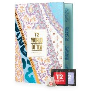 T2 tea圣诞日历茶包 - T2 APAC | T2 TeaAU