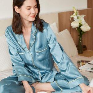 第二件6折+每£100减£15无上限独家:Lilysilk 母亲节 精致舒适真丝服饰