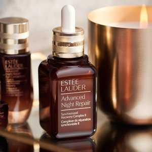 Choose Free 7-Piece Gift+ Advanced Night Repair Trio with any $75 ANR purchase @ Estee Lauder