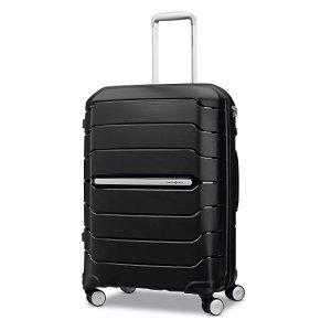 $109Samsonite Freeform 系列24寸行李箱 黑色