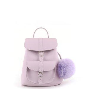 Grafea香芋紫双肩包