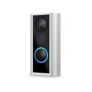 $94.99 新低价Ring Peephole Cam 带猫眼的智能门铃
