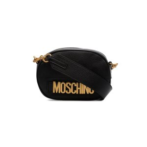 MoschinoLogo相机包