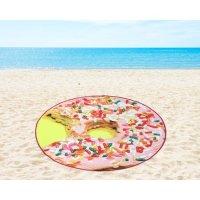 MAINSTAYS 仿真立体甜甜圈沙滩巾