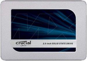 $87.99 包邮闪购:Crucial MX500 500GB 3D NAND SATA 2.5