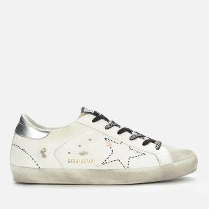Golden Goose Deluxe BrandWomen's Superstar 小脏鞋