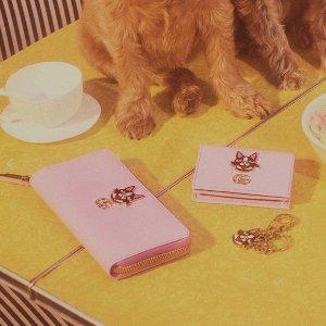 270胖收超萌橘色小狗钱包Gucci官网 2018年狗年限量款单品发售
