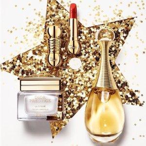 Dior 美妆香氛惊喜热促 限量彩妆 红管口红 花蜜系列都有